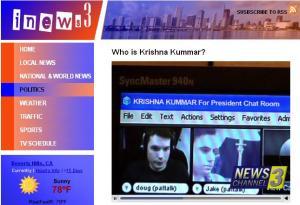 Krishna for presidental elections